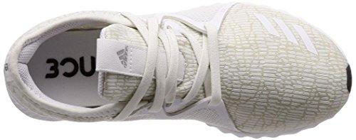 adidas Edge Lux 2 W, Chaussures de Gymnastique Femme Multicolore (Ftwr White/crystal White S16/core Black Ftwr White/crystal White S16/core Black)