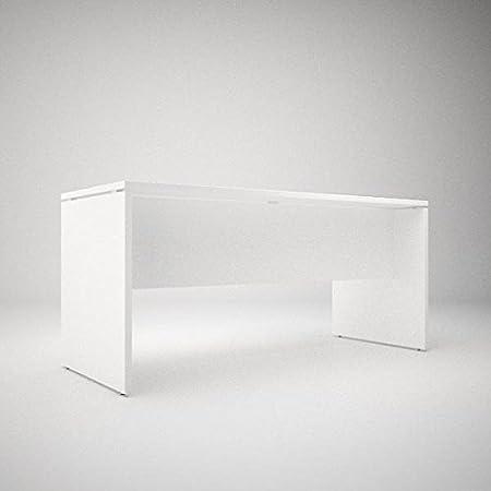 TIME Escritorio para Oficina | Altura 160 cm | Profundidad 65 cm ...