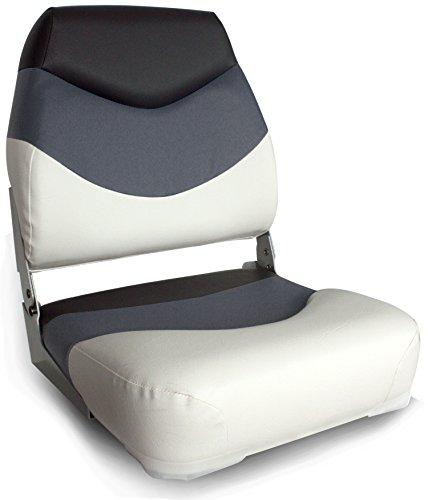 Leader Accessories Premium High Back Seat - Seat Back Premium Boat High