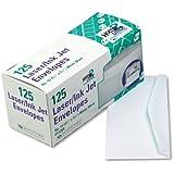 Quality Park Laser & Ink Jet Envelopes, #10, 24lb, White, 125/Box (11284)