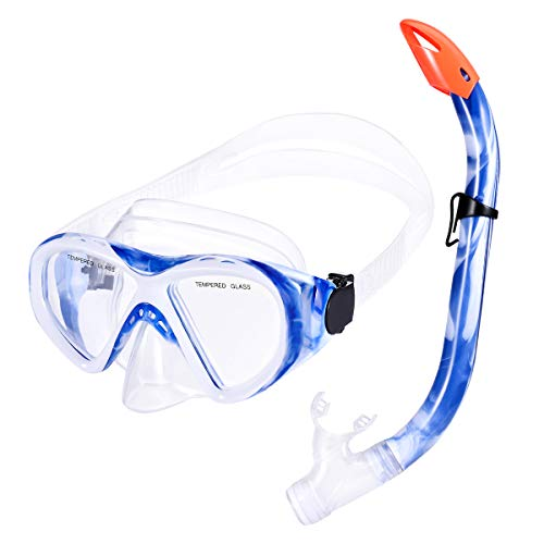 KUSTAR Snorkel Set Kids