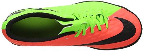 Nike Verde Tf volt Da electric hyper black Phade Uomo Green Scarpe Iii Orange Hypervenomx Calcio fq1gwrf