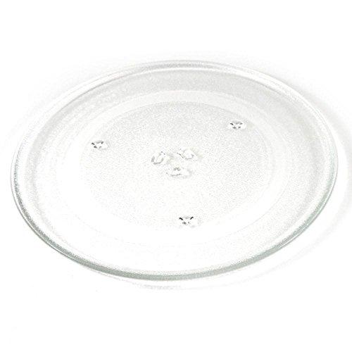Frigidaire 5304463319 Microwave Glass Tray, White