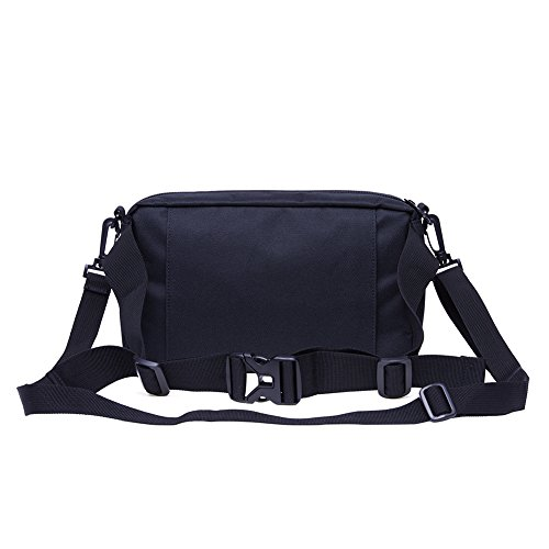Pack Black Man And Adjustable Bag Walking Waist Running Hiking Belt Lightweight Water Women Travel For Repellent With For T7FHwH