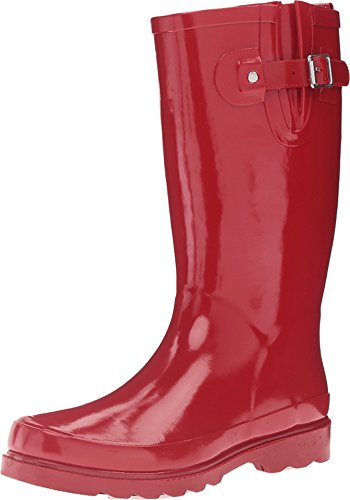 Red Tall Women's Chief Western Solid XPwqxR0I