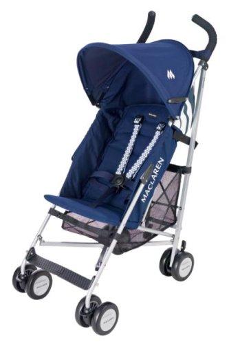 Amazon.com: Maclaren Triumph carriola Azul Marino ...