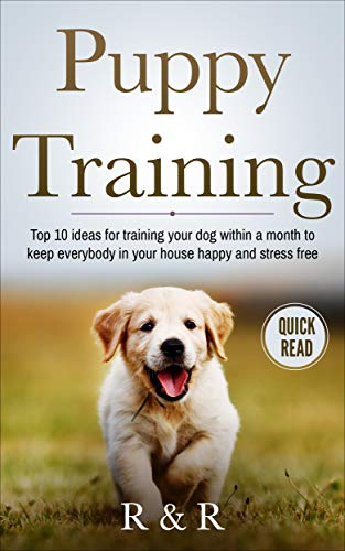 - Puppy Training: Top 10 Ideas For Training Your Dog Within A Month To Keep Everybody In Your House Happy And Stress Free (Puppy Training Guide, House Routines, ... Training, Crate, Leash, Obedience Training)