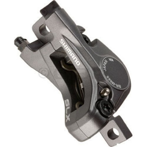 Shimano SLX M665 74mm Disc Brake w/51mm rear adaptor by Shimano