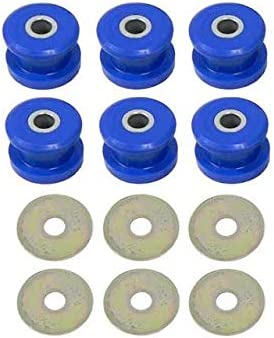 Compatible with 1999-2009 Saab 9-5 Front Subframe Bushing Kit