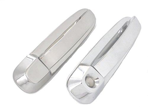 All Sales 401C Chrome Billet Aluminum Door Handle and Bucket Kit (Dodge Ram 2003 Door compare prices)