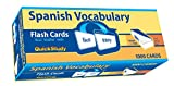 img - for Spanish Vocabulary (Quick Study) book / textbook / text book