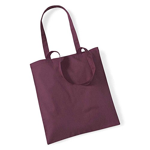 Bag Colours Westford Shopping Promo Burgundy Mill For Life zPnIRaqF