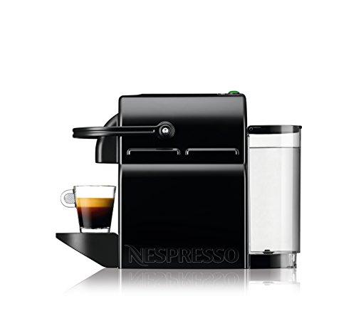 Nespresso Inissia by De'Longhi Espresso Machine with Aeroccino3 Frother EN80BAE, Black