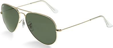 ray ban aviator polarized or not