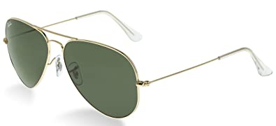 4a61df3da5bf Image Unavailable. Image not available for. Color  Ray-Ban Aviator Non-Polarized  Sunglasses