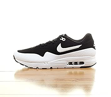 new product 53903 ed247 NIKE Air Max 1 Ultra Moire Black White 705297-001 Mens/Womens (W US5 ...