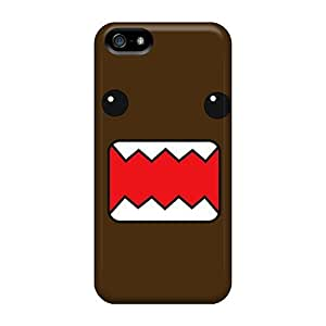 For MWW2528pUQt Brown Monster Illustration Protective SkinCase For Htc One M9 Cover