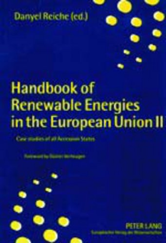 Handbook of Renewable Energies in the European Union II: Case Studies of all Accession States