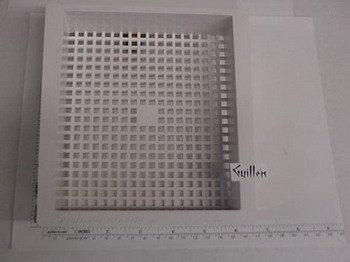 Jacuzzi 6636000;; Basket for front load filter skimmer; Unfinish
