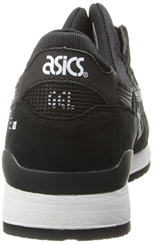 Black Sneaker Asics Men's Retro Black Gel III Lyte 60Hq6