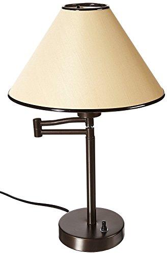 BOSTON HARBOR TB-8008-VB Desk Lamp Swing Arm (2 Pack) (Venetian Table Lamp)