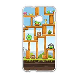 NCCCM Angry Birds 4 New Phone Case for HTC ONE M7 by ruishernameMaris's Diary