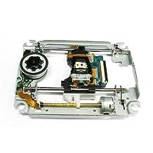 PS3 Slim Laser Lens with Deck Replacement KES-450DAA KEM-450DAA for CECH-3001A, CECH-3001B, CECH-2501A, CECH-2501B Playstation 3 Models - 160, 320 GB