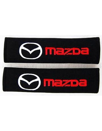 Stile gara pastiglie di cintura di sicurezza per auto Flair Flair Wagon Flair Crossover Mazda2 Demio Mazda3 Mazda6 Atenza Mx-5 Roadster Cx-3 Cx-4 Cx-5 Cx-8 Cx-9 Bongo BT-50 Titan Eonos