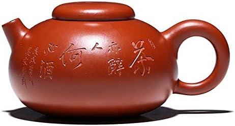 Bin Zhang Yixing Mineral pequeño Horno de carbón Zhu Barro púrpura ...