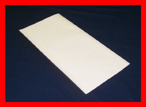 """Discount 10 pack 9"""" x 19"""" Brodart Just-A-Fold III Archival Book Covers - adjustable, clear mylar for sale"""