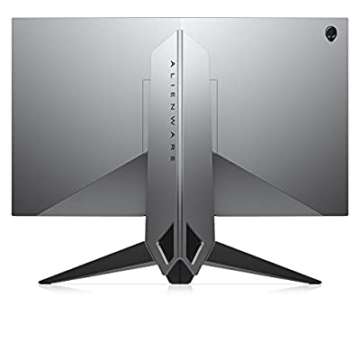"Alienware 25"" NVIDIA G-Sync Gaming Monitor AW2518H, AlienFX, 1ms Response Time, 240hz Refresh Rate, DisplayPort, HDMI, 4 x USB 3.0"