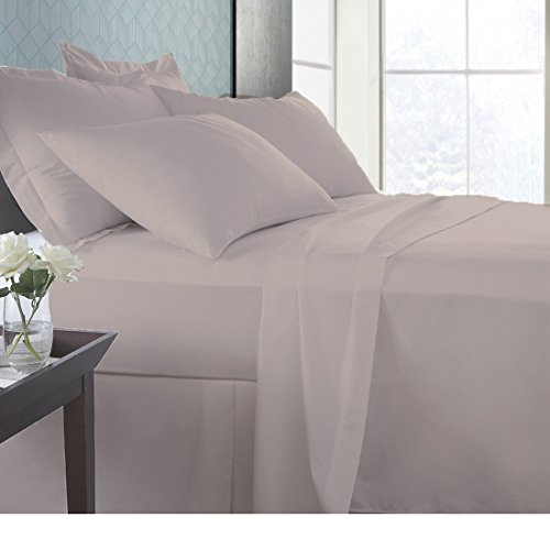 Collection Chrysalis (Chrysalis Threads Elegant Quality Ultra-Soft Luxury 100% Rayon from BAMBOO COTTON Sheet Set with 21inch Deep pocket 800 Thread Count Breathable Bedding Collection Full, Taupe)
