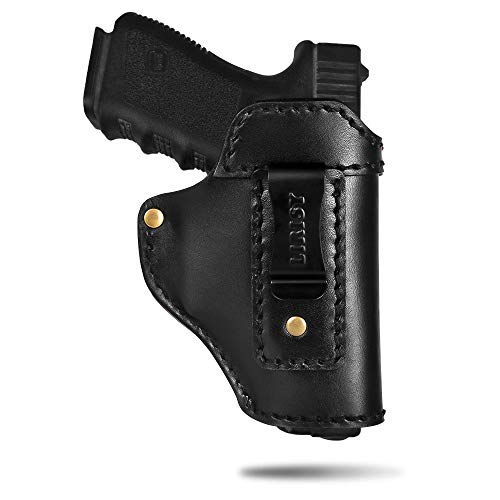 LIRISY Leather IWB Holster | Inside The Waistband Concealed Carry