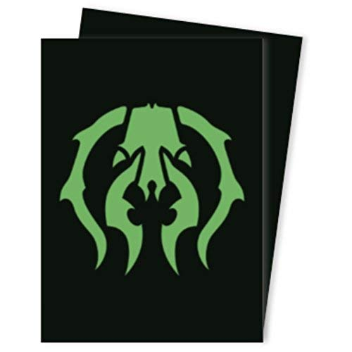 Ultra Pro Magic: The Gathering Guilds of Ravnica Golgari Deck Protector Sleeves (100 Count) ()