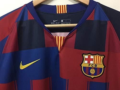 Amazon.com: Retro Xavi#6 Barcelona 20 Yeras Split Version, S ...