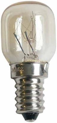 Matsui Pack de 2 Ampoule 15 W lampe pour réfrigérateur-congélateur E14