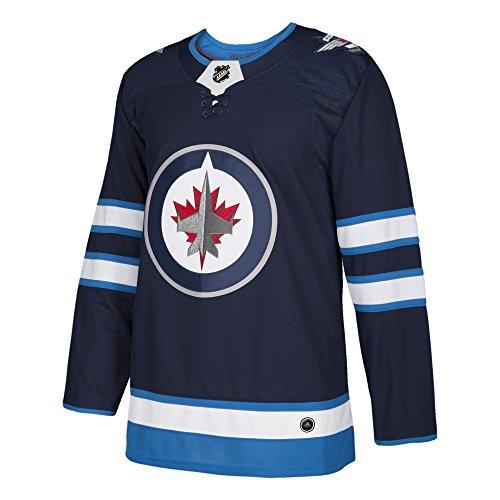 Winnipeg Jets Adidas NHL Men's Climalite Authentic Team Hockey Jersey