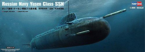Hobby Boss Russian Navy Yasen Class SSN Boat Model Building Kit