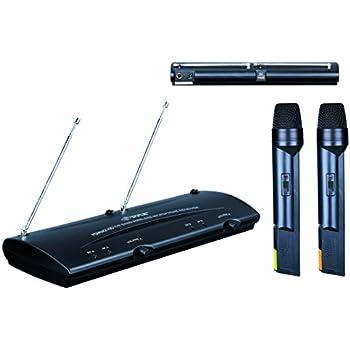 uwp v6 3032 wireless microphone system musical instruments. Black Bedroom Furniture Sets. Home Design Ideas