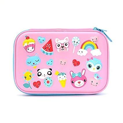 Amazon.com : | Pencil Cases | Animal Pencil case EVA estuche ...