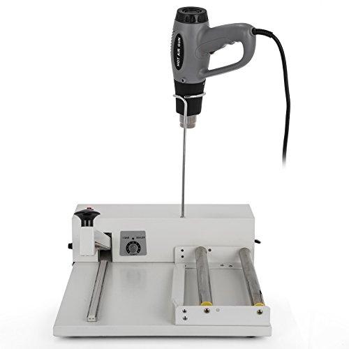VEVOR 24'' I-Bar Shrink Wrap Machine with Heat Gun I-bar Sealer Compatible with PVC POF Film Shrink Wrap Sealer for Home Commercial Use (24 Inch) by VEVOR (Image #1)