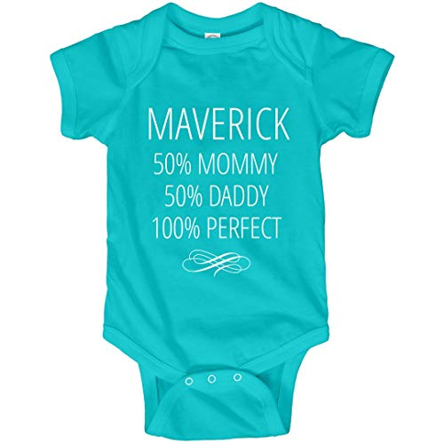 (Baby Maverick is 100% Perfect: Infant)