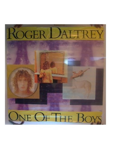 Roger Daltrey Poster The Who One Of The Boys Huge