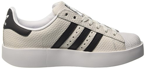 Ftwr Black Core White adidas Basses White W Ftwr Femme Blanc Bold Cassé Superstar Sneakers xHqwy8PrH
