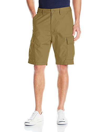 Levi's Men's Carrier Cargo Short, Cougar/Ripstop, 36