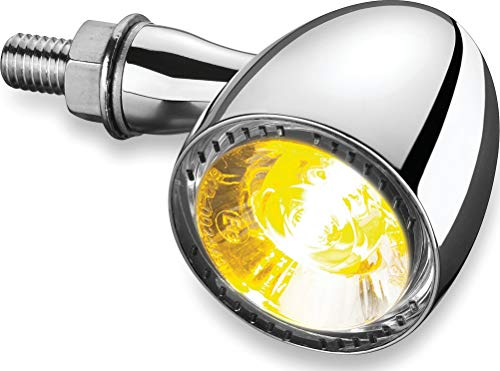 Kuryakyn 2552 Chrome Motorcycle Lighting ()
