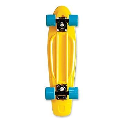 Stereo Skateboards Vinyl skateboard cruiser, Miscellaneous colors : Sports & Outdoors