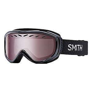 Smith Optics Transit Women's Airflow Series Snow Snowmobile Goggles Eyewear - Black / Ignitor Mirror / Medium