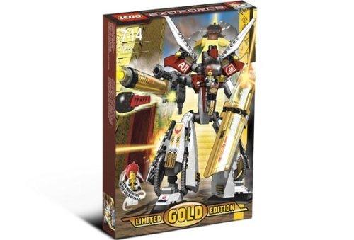 LEGO Exo Force Set Limited Gold Edition #7144 Golden Guardian [並行輸入品]   B01HW4EIZE