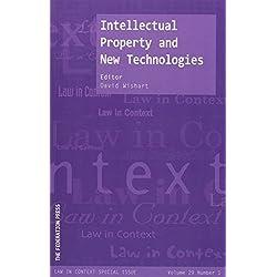 Propiedad intelectual y nuevas tecnologías